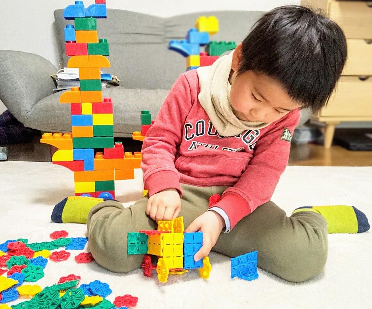 「3歳の男の子。集中力を付けさせたいです」子育て相談 モンテッソーリで考えよう!
