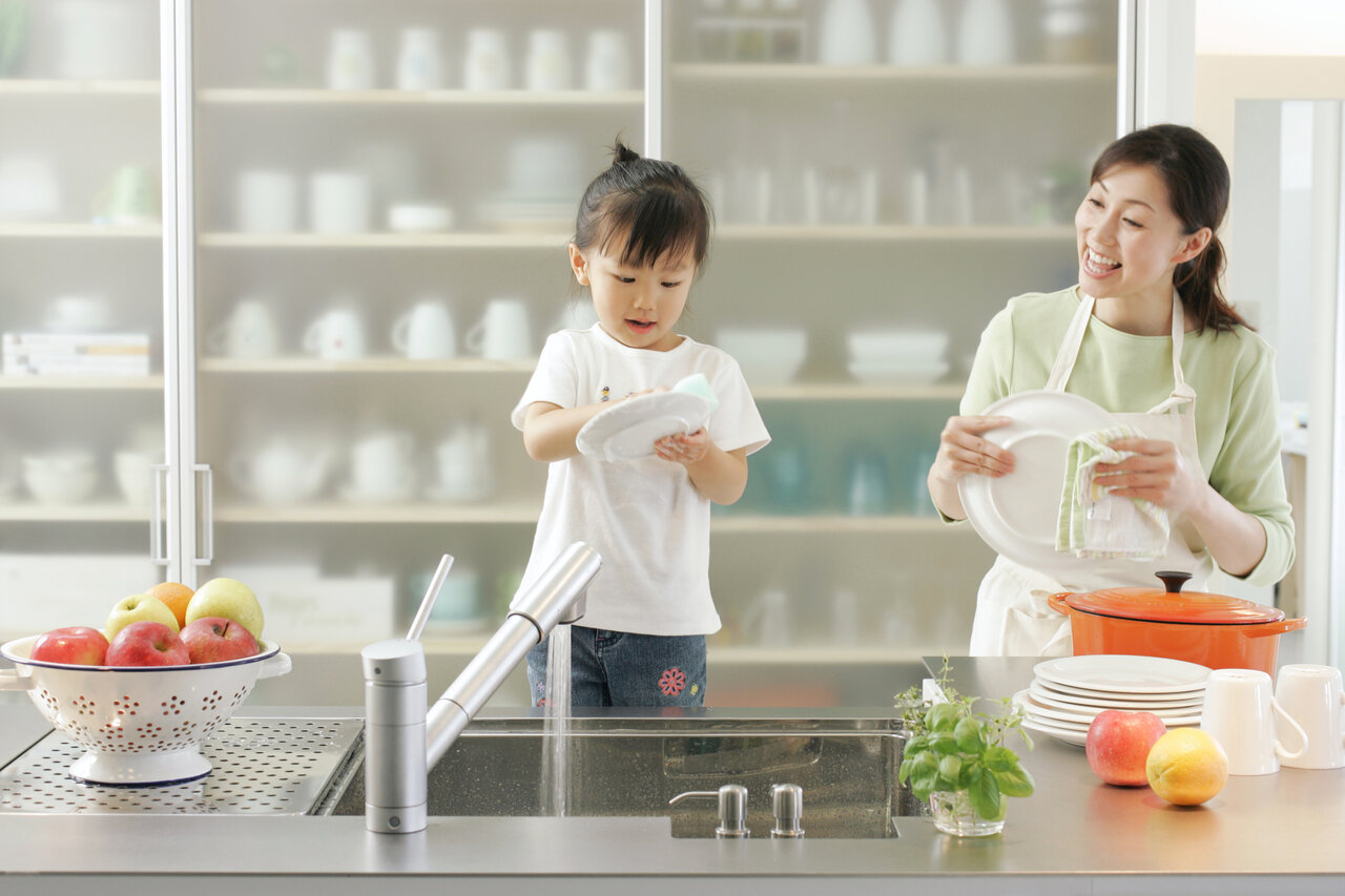 家事のプロが実践 子どもを「家事シェア」に巻き込んで生きる力を養おう!
