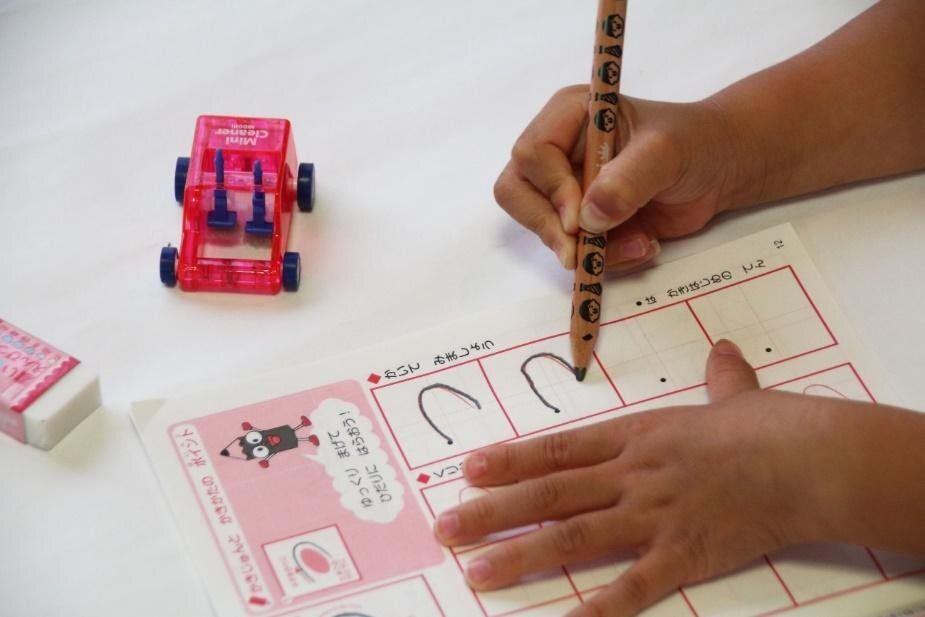 幼児期の鉛筆選び 「書くことが楽しくなる」筆記具を専門家が厳選