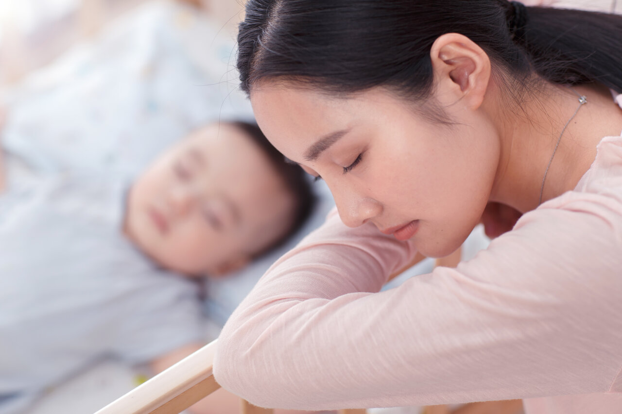 つらい「産後の体トラブル」の予防法・緩和法