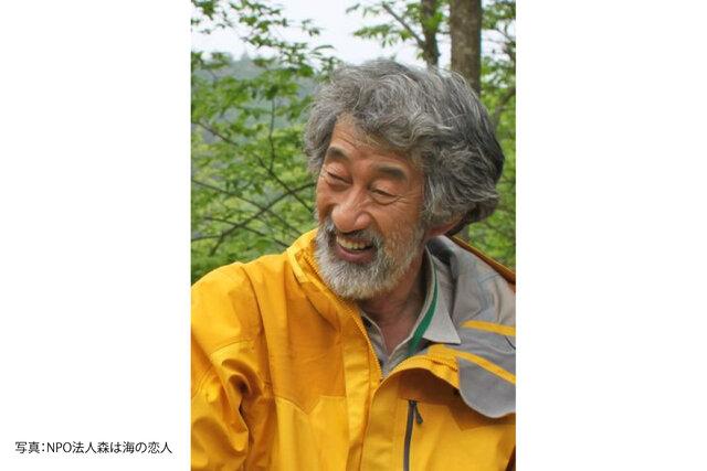 朝ドラ「おかえりモネ」おじいちゃんのモデル畠山重篤さんってどんな人?