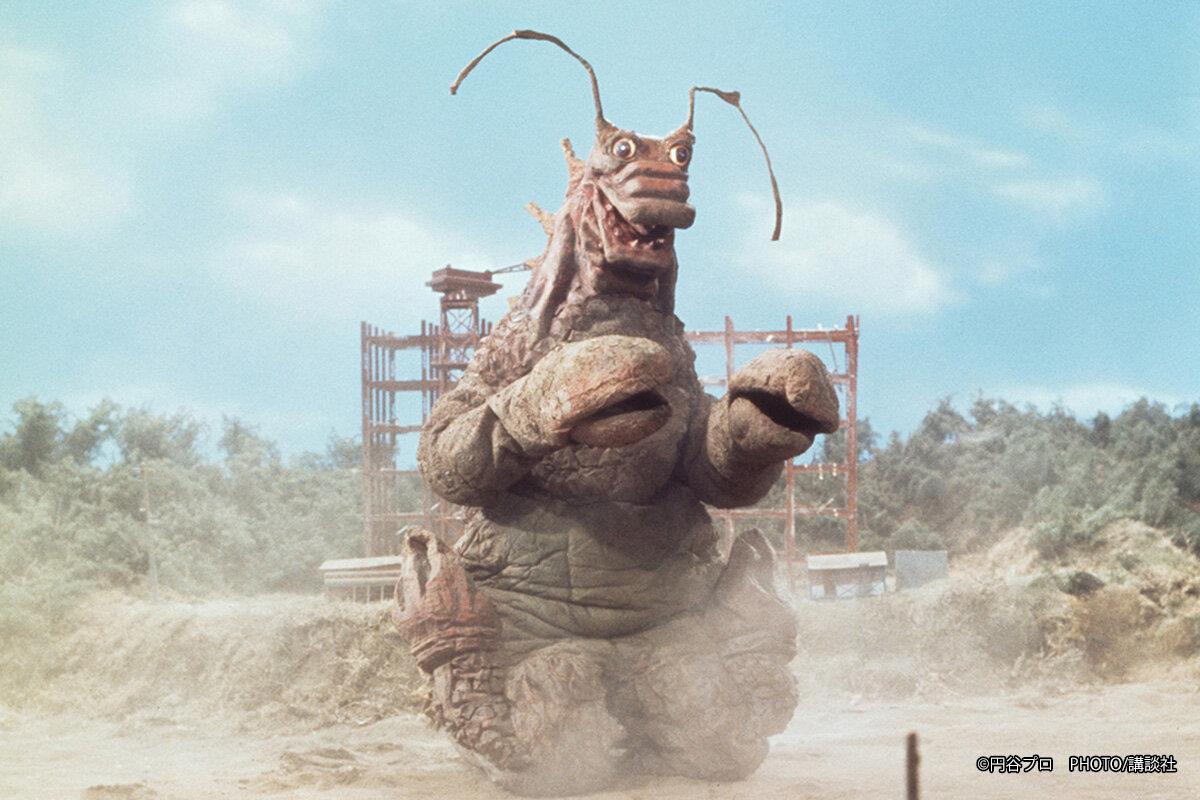 10月22日 怪獣ヤドカリンのマイホームは宇宙ステーション!
