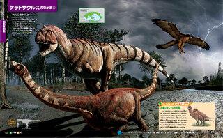 ケラトサウルスのなかま