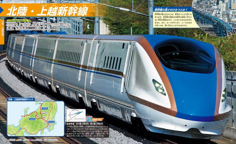 かがやき E7系(JR東日本)・W7系(JR西日本)