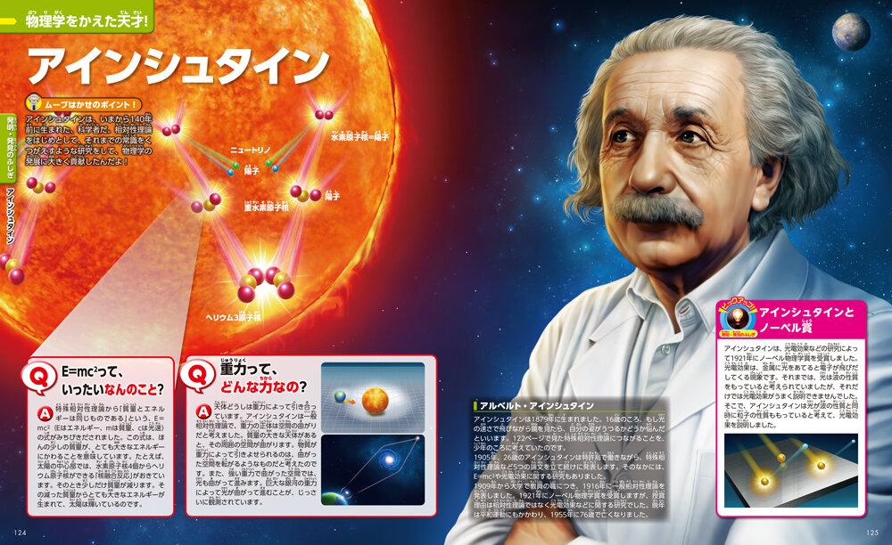 科学者アルベルト・アインシュタイン