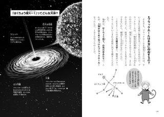 <ブラックホールの謎にせまる!>