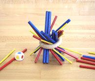 「HABA スティッキー」ハバ社(ドイツ)<br> 写真提供 木のおもちゃと輸入おもちゃと絵本のカルテット