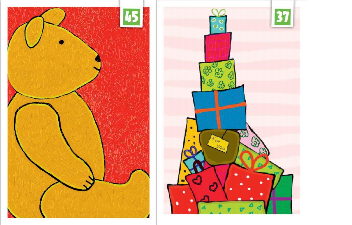 「てつがく絵カード」ほんの木(日本)<br> 画像提供 ほんの木