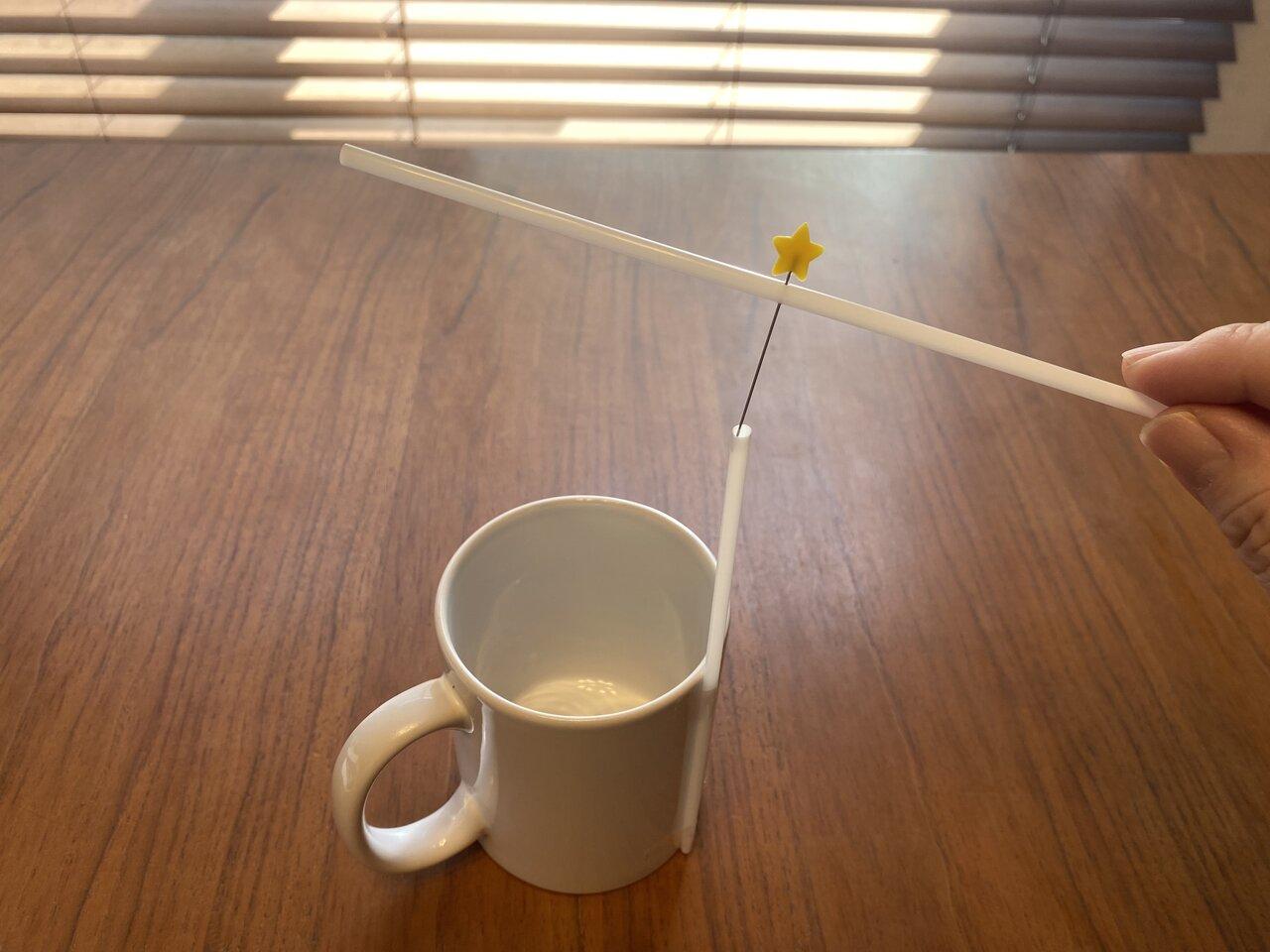 まち針は大人といっしょに使おう。 撮影:Yuchi