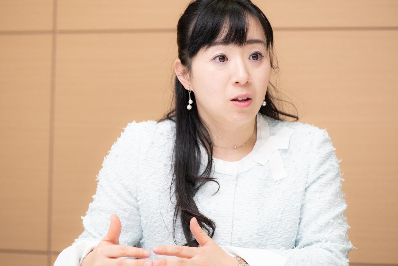 医学博士・認知科学者・脳科学者の細田千尋先生。  撮影:森﨑一寿美