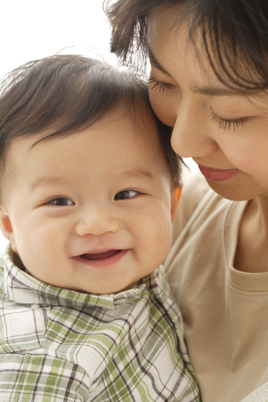 水分量や皮脂量が大人より少ない子どもの肌は、トラブルもおこしがちです。<br> イメージ画像 mon_printemps_fleuri/イメージマート