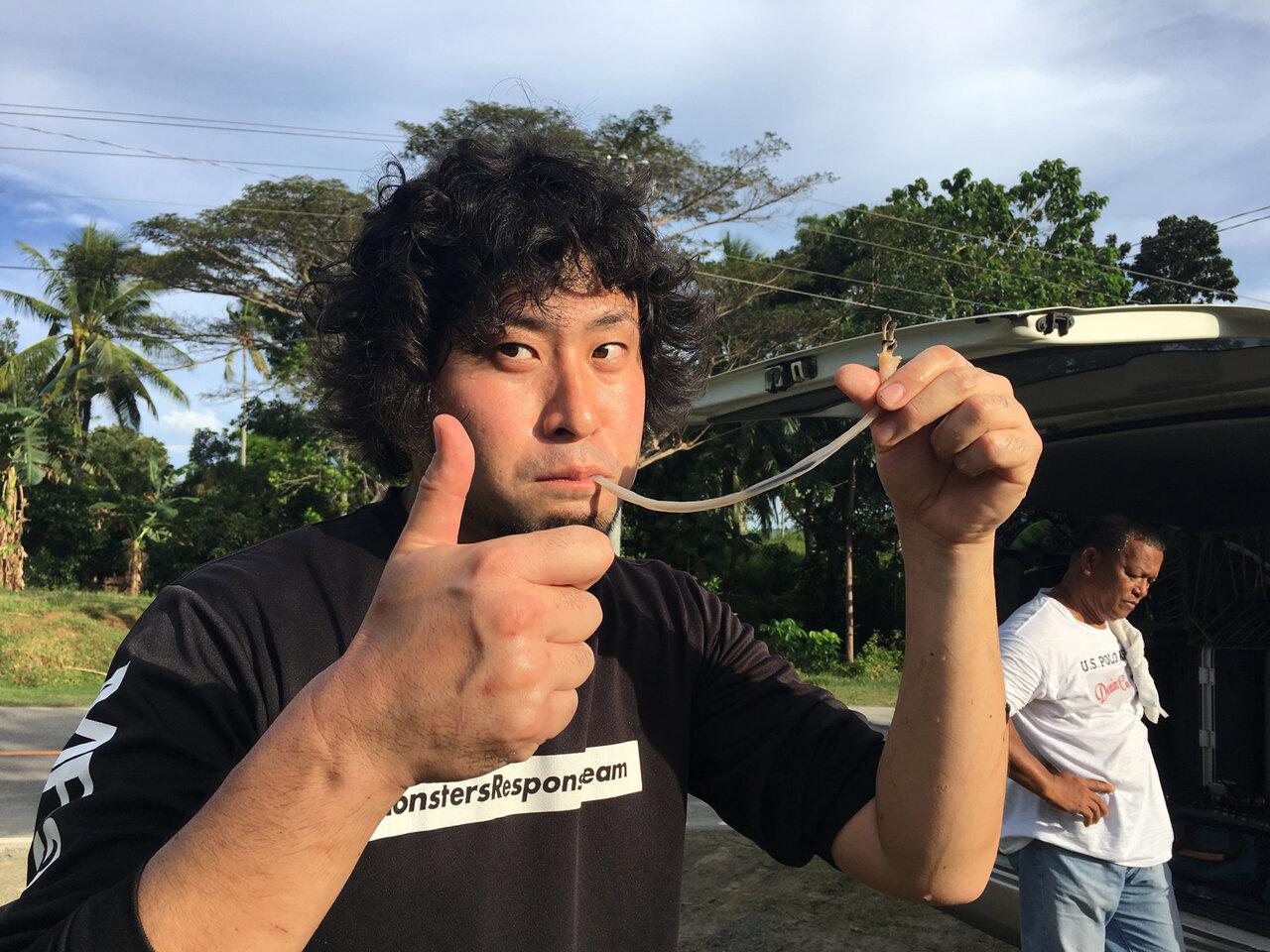 写真:平坂寛『モンスターハンター平坂寛の びっくり! 生きもの烈伝』