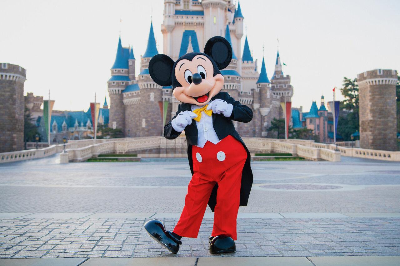"<span class=""color-picker"" style=""color:rgb(153, 153, 153);"">©Disney </span><br> <br> 言わずと知れた人気者! 誰もが大好きなミッキーマウス!<span class=""red""></span>"
