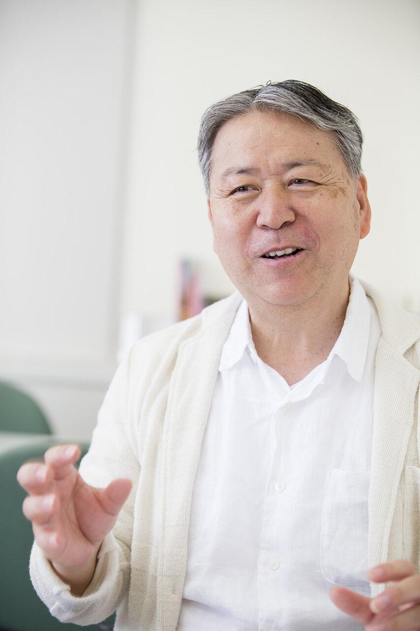 累計165万部突破!「1日5分 1日10分」シリーズ作者、あきやまかぜさぶろう氏。