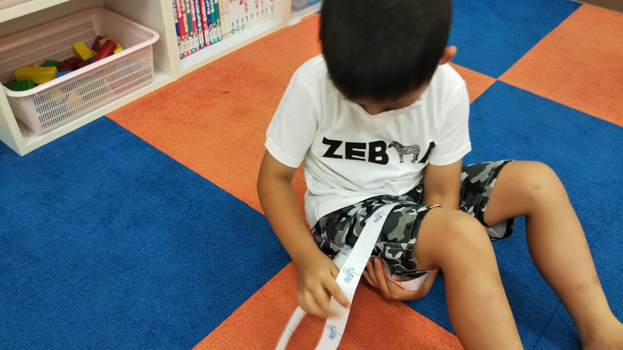 足首、ふくらはぎ、太もも……自分の足で1番太い部分はどこかな?