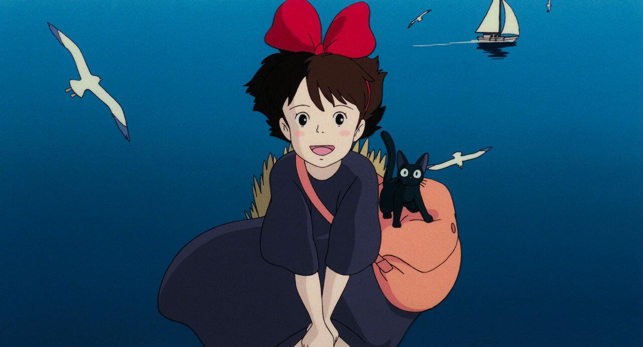 『魔女の宅急便』 © 1989 角野栄子・ Studio Ghibli・N