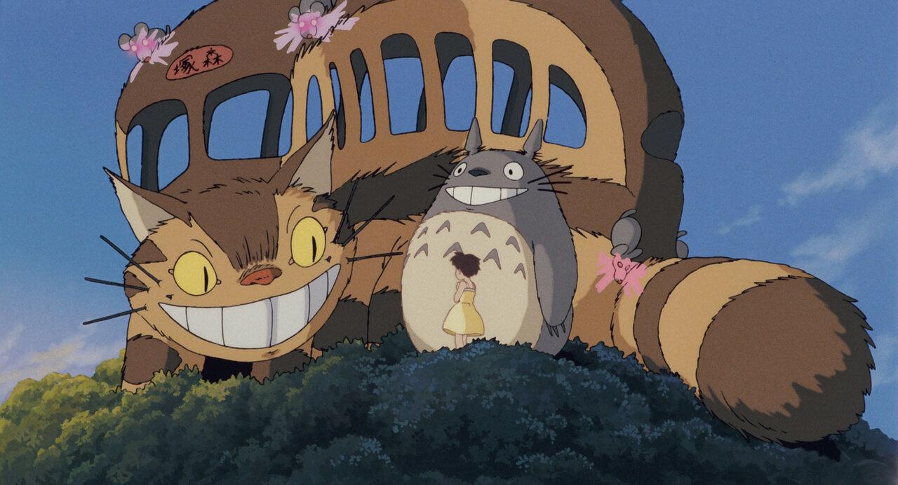 『となりのトトロ』© 1988 Studio Ghibli