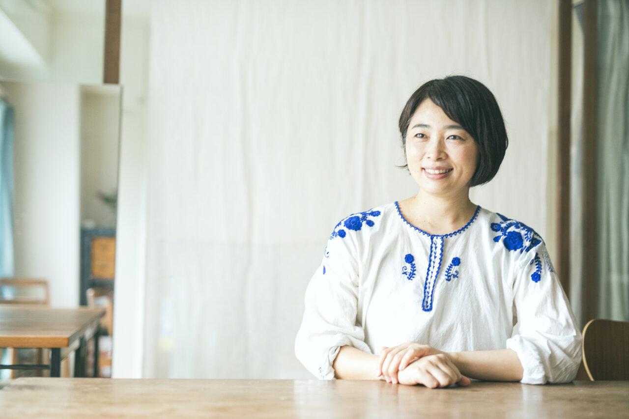 「次女が生まれて、家事でも子育てでも『これは無理』『これならできる』という割り切りがうまくなりました」(近藤さん)。  写真:深澤慎平