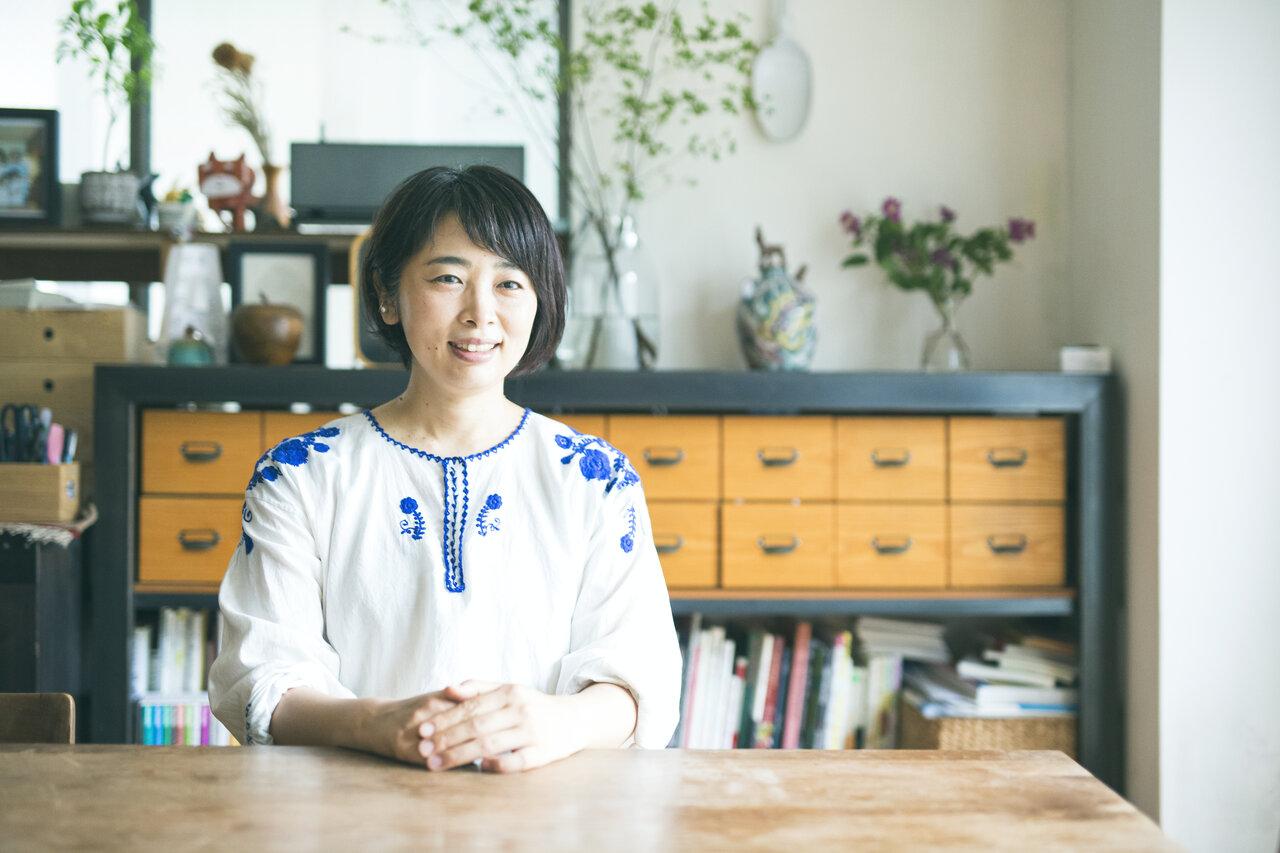 「ステイホーム期間中には『白玉が食べたい』と言って、子どもたちふたりで作ることもありました」と、近藤さん。  写真:深澤慎平
